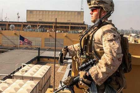 آمریکا نیروهای خود را در عراق کاهش می دهد