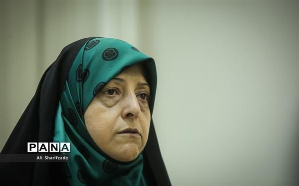 واکنش ابتکار به احضار آذری جهرمی به دادسرا